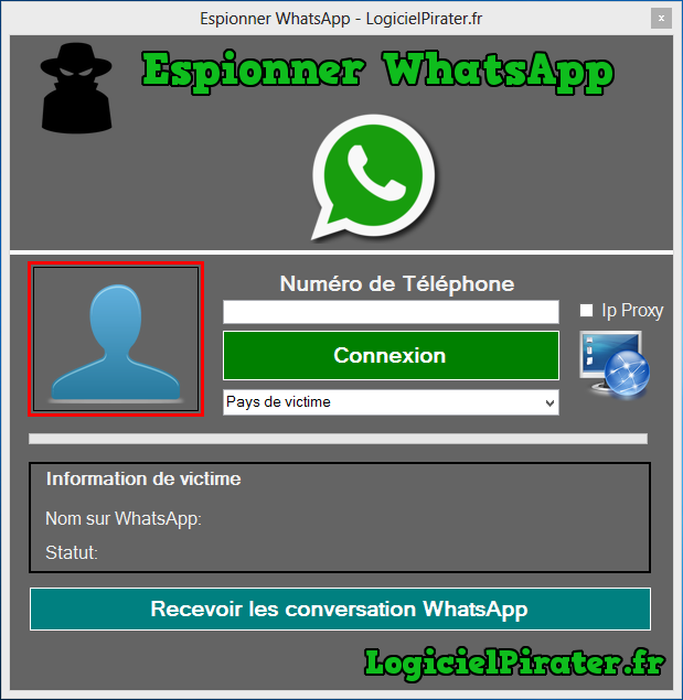 espionner whatsapp comment espionner whatsapp. Black Bedroom Furniture Sets. Home Design Ideas