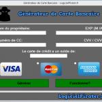 Générateur de Carte Bancaire