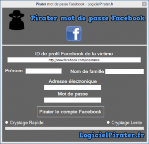 Pirater Facebook - Comment pirater un compte Facebook