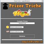 Prizee Triche - Obtenez Bubz et Zeep illimités